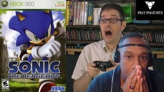Sonic the Hedgehog 2006 (Xbox 360) Angry Video Game Nerd: Episode 145 (Sponsored) - Reaction