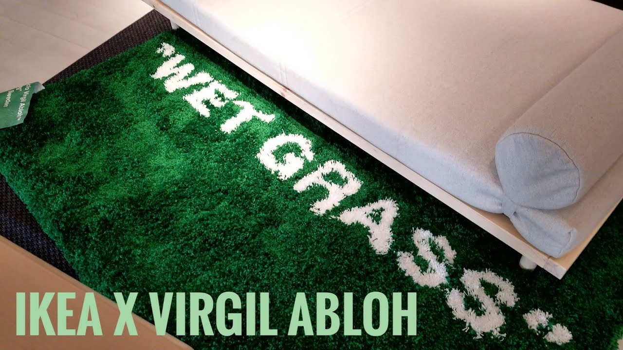 Ikea X Virgil Abloh Markerad Off White Collaboration Pick Up And Review