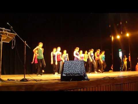 ENLIVEN- Western Dance Society, Gargi College