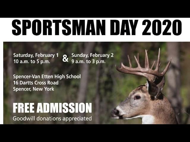 2020 SVE Sportsman Show