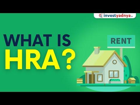 HRA क्या है और कैसे calculate करें? | House Rent Allowance explained in Hindi | Tax Saving Tips
