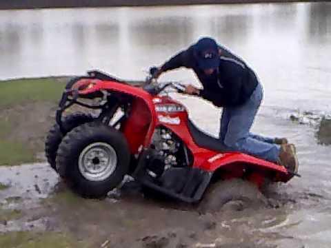 Yamaha Big Bear 250 Imposible Fuckin Mud