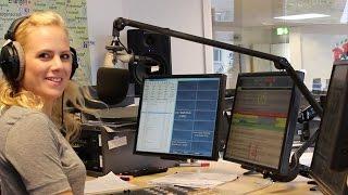 Follow me around beim Radio: ENERGY Weekend ;) Ich hab Sendung, ihr kommt mit!!