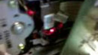 Vadná DVD-RW mechanika / faulty DVD-RW drive