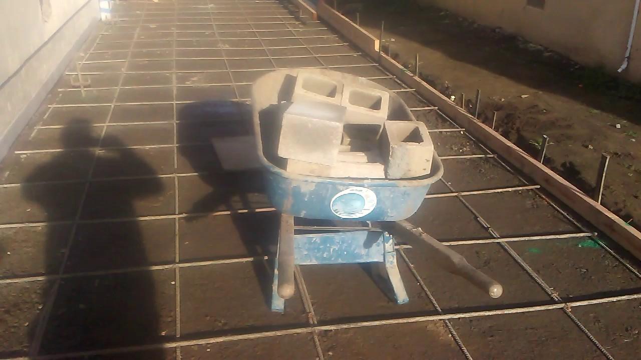 Como hacer pisos de cemento 2 youtube - Como hacer brillar el piso de cemento ...