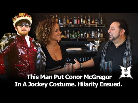 "Conor McGregor's ""13th Jockey"" Director Frank Coraci Shares Inside Story On UFC Champ's Acting Chops"