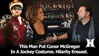 """Conor McGregor's """"13th Jockey"""" Director Frank Coraci Shares Inside Story On UFC Champ's Acting Chops"""