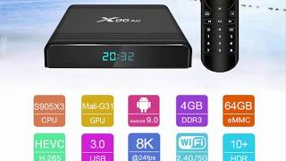 Android TV box VONTAR X96 Air Amlogic S905X3 #8
