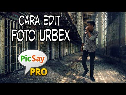 Cara Edit Foto Urbex Di Android | TUTORIAL PISCAY PRO