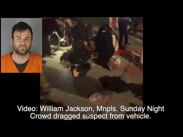 Suspect Named After Driving Into Crowd Of Minneapolis Protestors