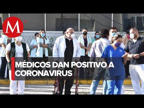 Contagio Masivo De Covid-19 En Clínica Del IMSS De Cuernavaca, Morelos
