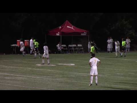 20170107 ALBION CUP 2017 FC GOLDEN STATE 2004 BOWDEN vs RED STAR FC 04, L 5 2, PART 2