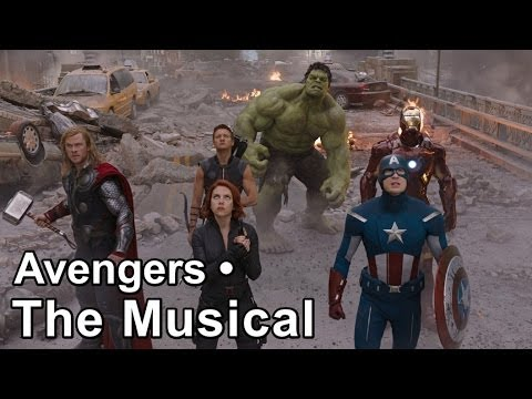 Avengers • The Musical