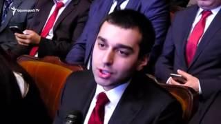 Արգամ Աբրահամյանը ներկա էր ԲՀԿ համագումարին