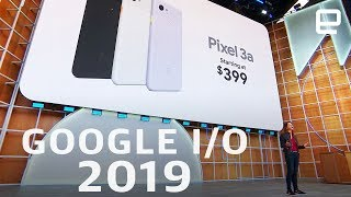 All of the important announcements from Google's I/O event in 13 minutes. Subscribe to Engadget on YouTube: http://engt.co/subscribe Engadget's Buyer's ...