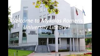 Mykolas Romeris University Library