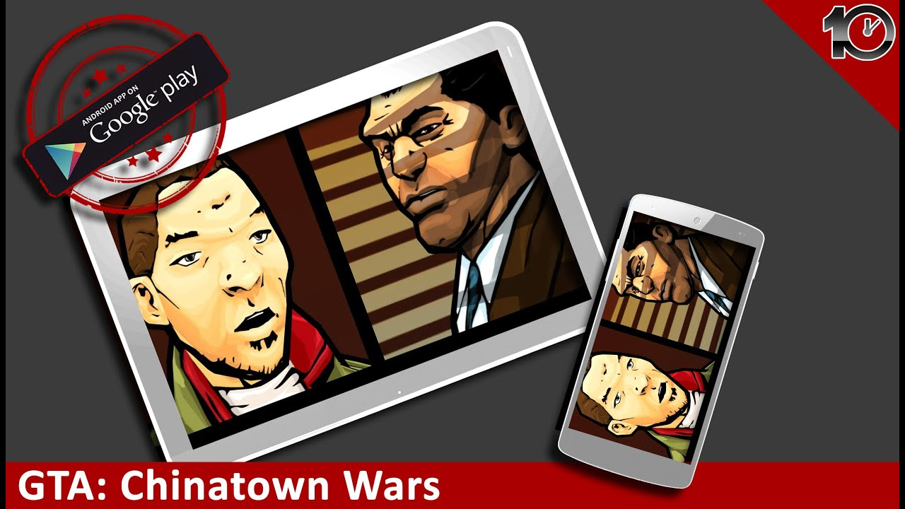 GTA Chinatown Wars Apk para Android Full con Datos OBB