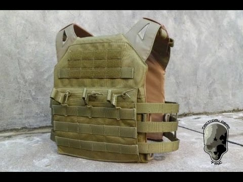 TMC Jumper Plate Carrier JPC Review(ShooterCBGear)
