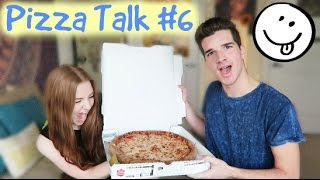 PIZZA TALK #6 WITH DREW | MEGHAN HUGHES