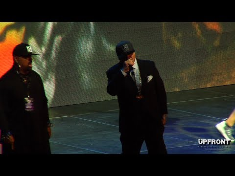 "Kid Frost performing ""La Raza"" live in concert by filmmaker Keith O'Derek"