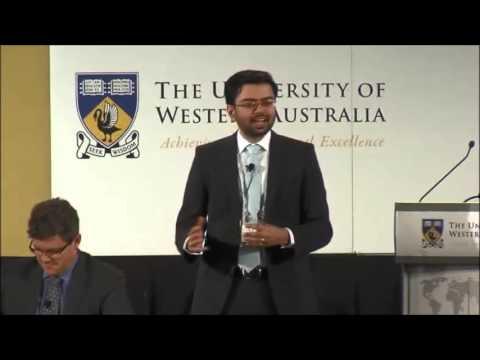 Vinay Venkataraman. Innovation in the Asian time zone