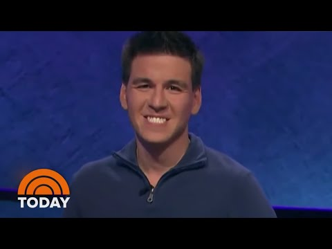 'Jeopardy James' Nabs 23rd Win, Moving Closer to All-Time Record | TODAY