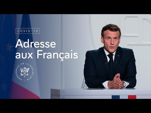 Adresse aux Français