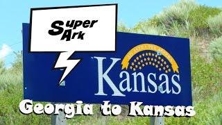 Road Trip to Garden City Kansas
