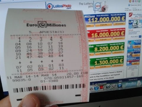Euromillions Tickets Buy Online | Lottosphoto.com | Play Euromillions Tickets Online