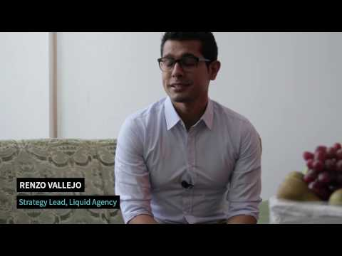 Renzo Vallejo, Strategy Lead, Liquid Agency, on the future of food and beverages