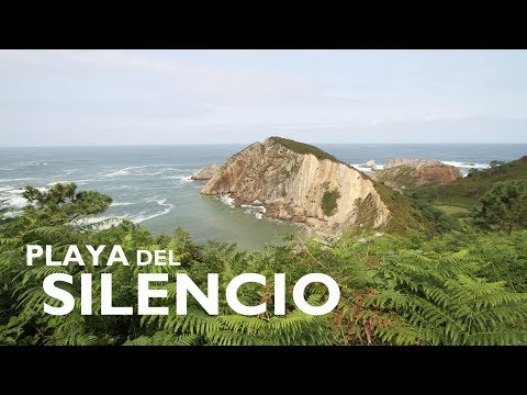video about The beach of Silence or Gaviero