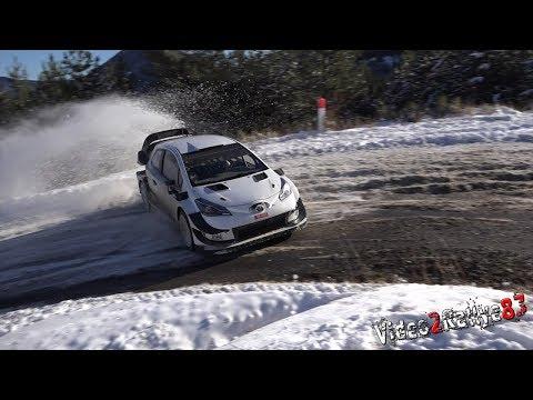 Test Monte Carlo 2018 - Ott Tanak - Toyota Yaris WRC By PapaJulien