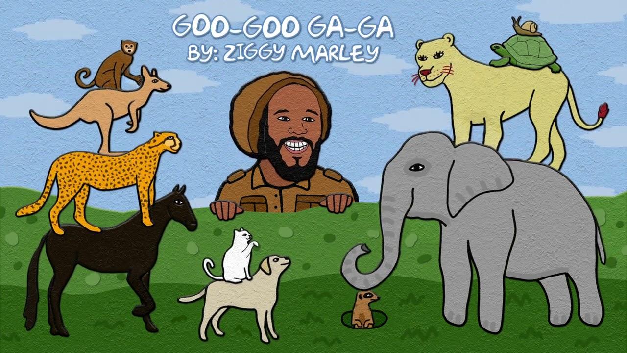 Ziggy Marley - Goo Goo Ga Ga