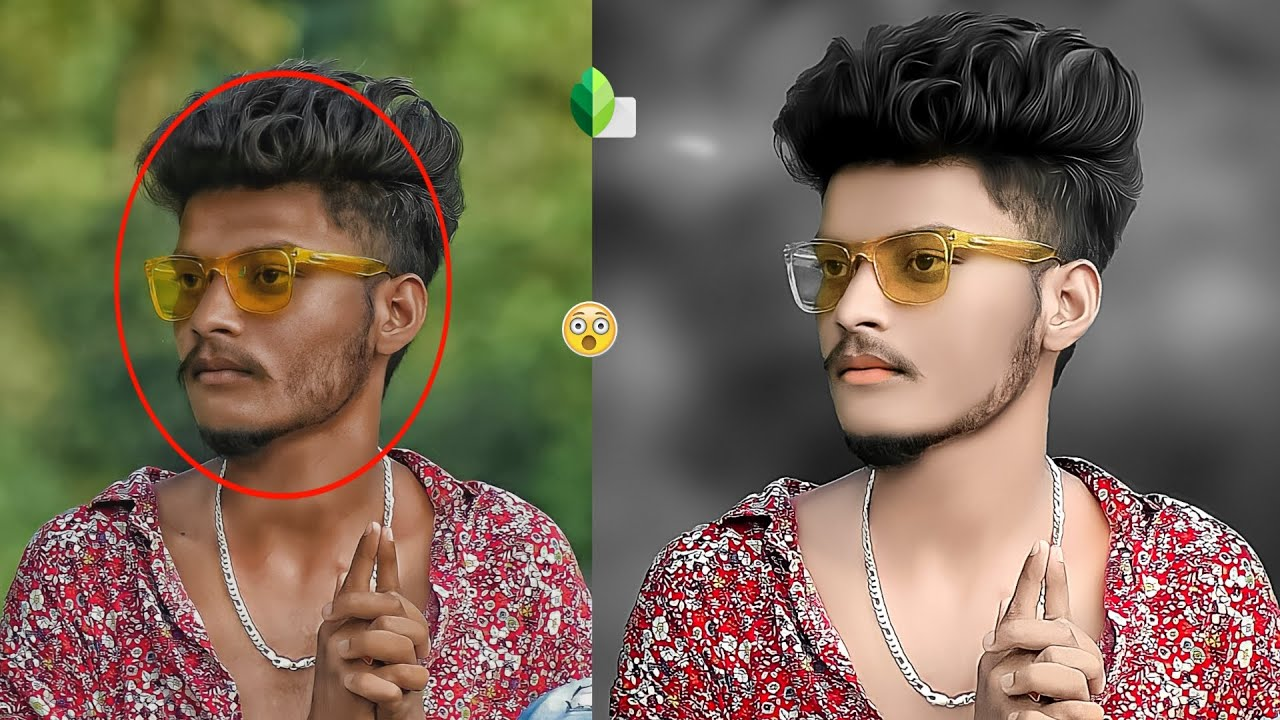 Download Snapseed Oil Pant Face Smooth Photo Editing || Snapseed Skin Smooth Photo Editing