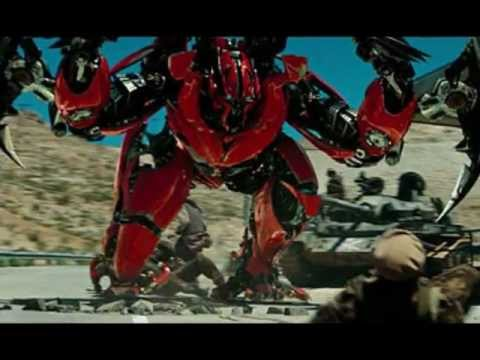 Transformer dark of the moon dino in action youtube - Dinosaure transformers ...