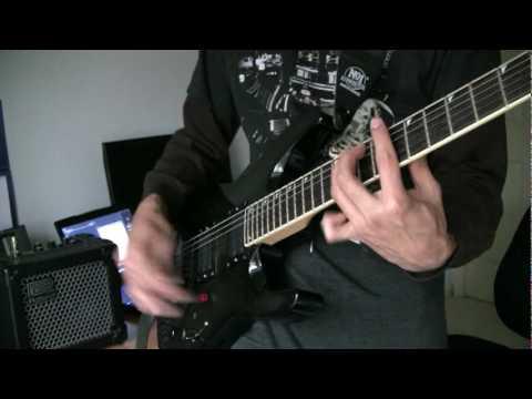 Buckethead - King James (cover)