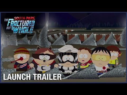 South Park: The Fractured But Whole: Official Launch Trailer | Ubisoft [US]