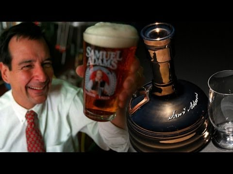 Sam Adams' Jim Koch and the $200 Super Beer!!!! | TMZ