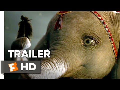 Dumbo International Trailer #1 (2019) | Movieclips Trailers