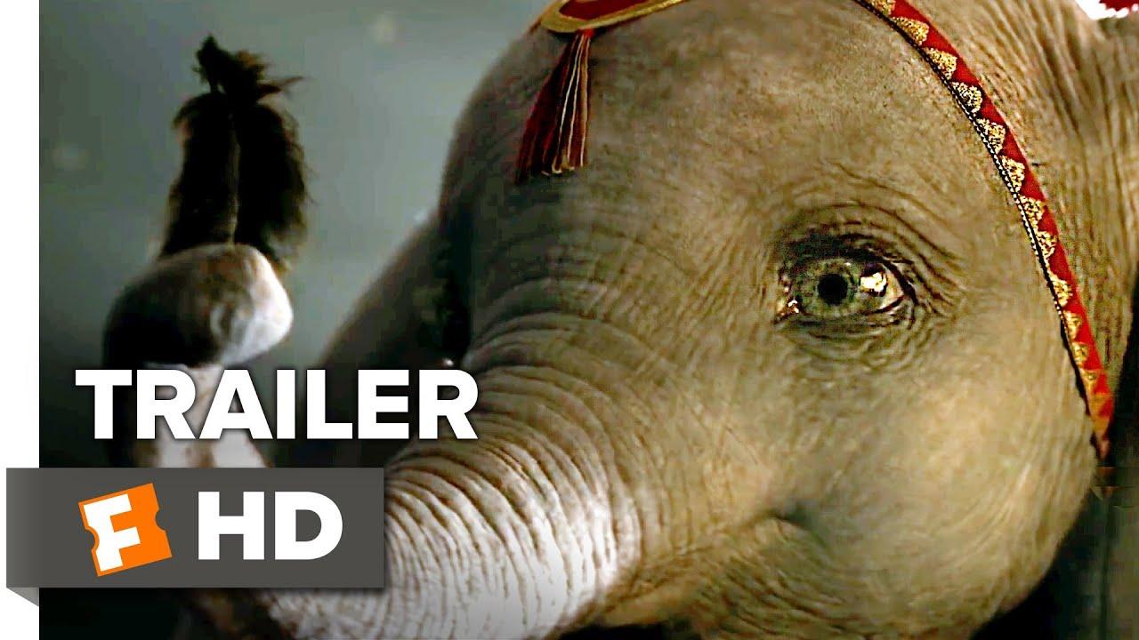 Dumbo International Trailer #1 (2019) | Movieclips Trailers