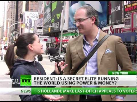 Secret elite ruling the world?