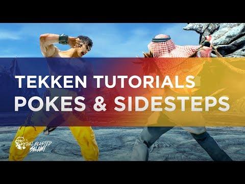 Tekken 7 - Pokes, Frames & Sidesteps