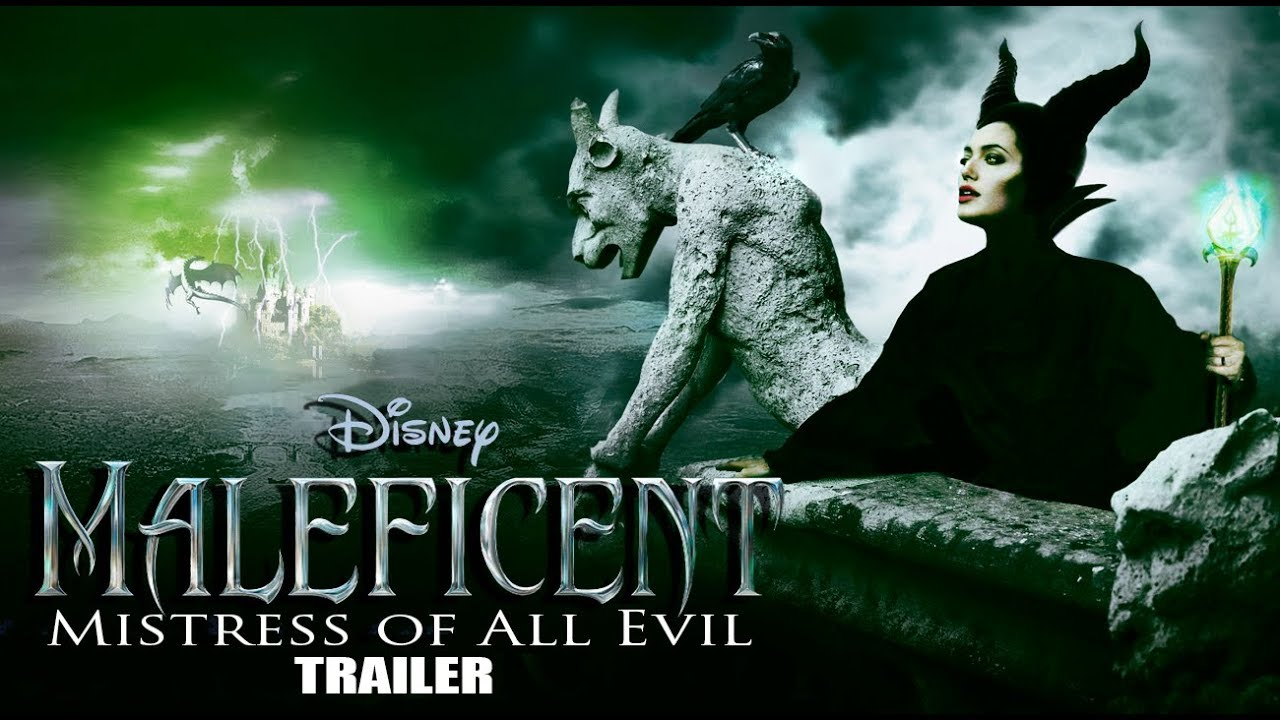 Maleficent Mistress Of All Evil Hd Trailer Angelina Jolie