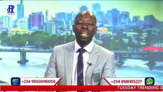 MORNING RAVE: Political Analyst Demola Olarewaju weighs in on Nnamdi Kanu VS Nigerian Army