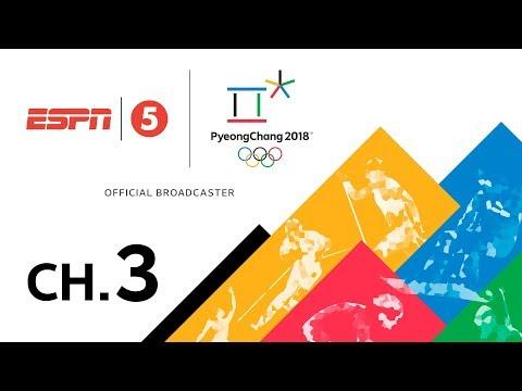 CH-3: PyeongChang 2018