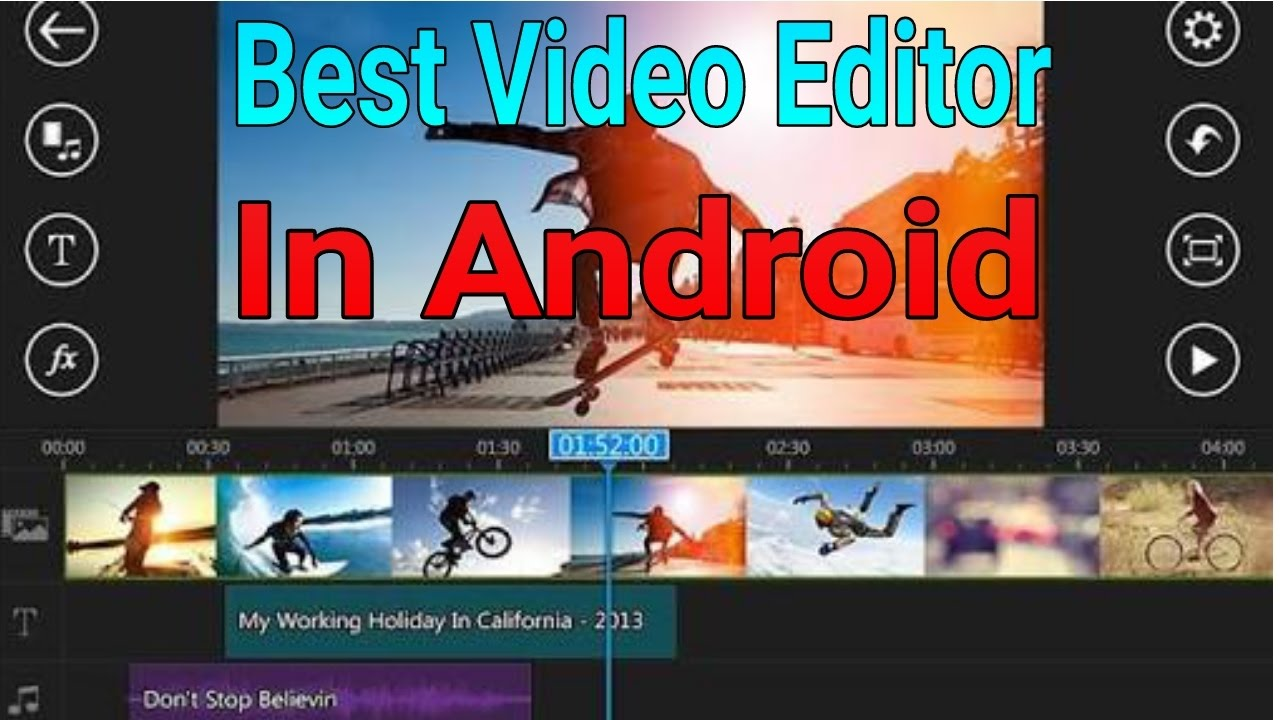 best video editor app in android video editing tutorial video editing tutorial in hindi