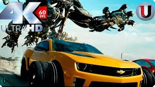 Transformers 3 Dark of the Moon Highway Chase Scene CLIP (4K)