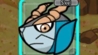 Pokemon Battle Trozei Walkthrough 07 - Swords Of Justice