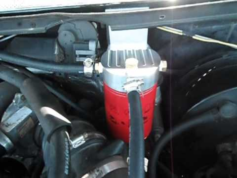 7 3l Powerstroke Engine Diagram 7 3 Powerstroke Coolant Filtration System Youtube
