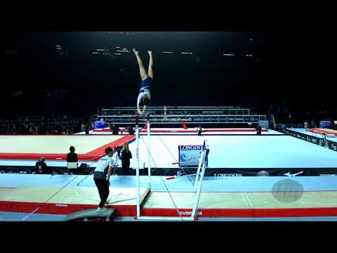 LEE Eun Ju (KOR) - 2017 Artistic Worlds, Montréal (CAN) - Qualifications Uneven Bars